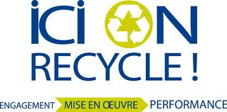Ici, on recycle !